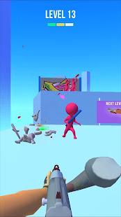 Paintball Shoot 3D - Knock Them All  screenshots 13