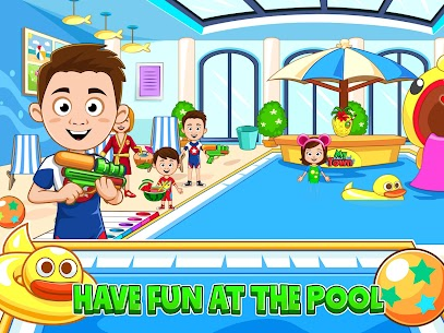 My Town : Hotel For Android [Paid, MOD] 9