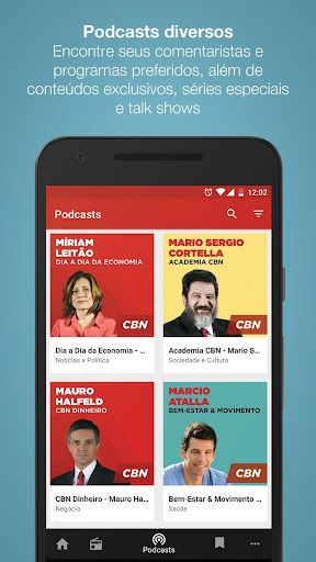 Ru00e1dio CBN  Screenshots 4