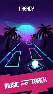 Dancing Planets – Piano Tile Jump, Planet Runner 4