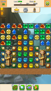 Indy Cat - Match 3 Puzzle Adventure