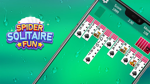 Spider Solitaire Fun  screenshots 19