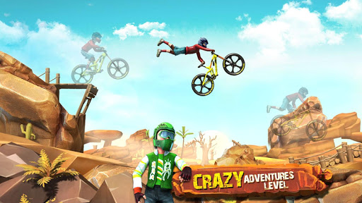 OffRoad BMX Bicycle Stunts Racing Games 2020 3.7 screenshots 2