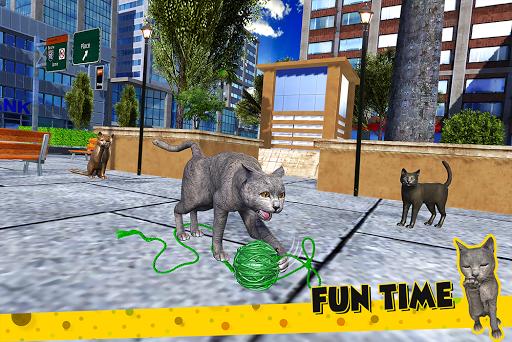 Cat Family Simulator: Stray Cute Kitty Game 10.1 screenshots 15