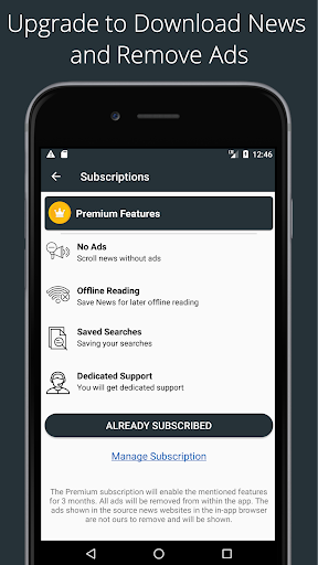 Science News Daily: Science Articles and News Appu2028 9.2 screenshots 7