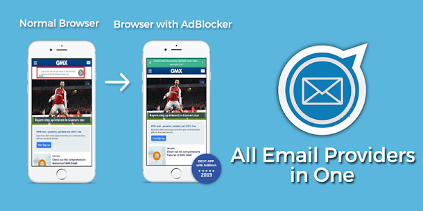 All Email Providers in One 1