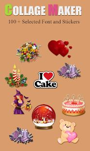 Collage Maker Capture d'écran