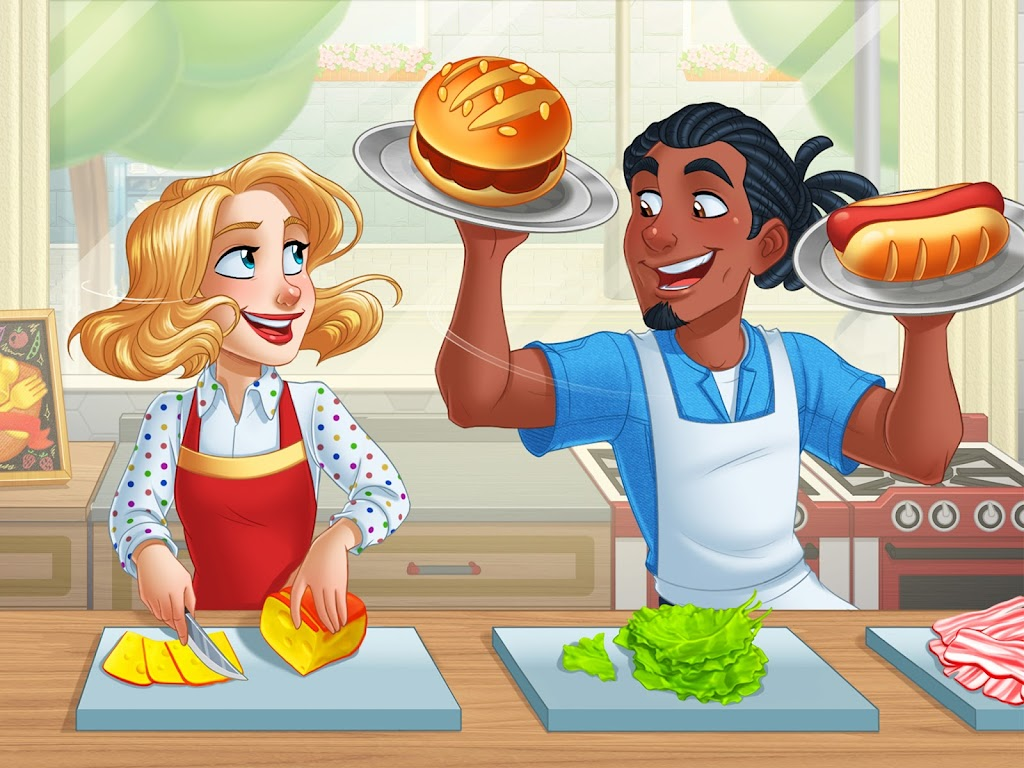 Cooking Diary®: Best Tasty Restaurant & Cafe Game  poster 20