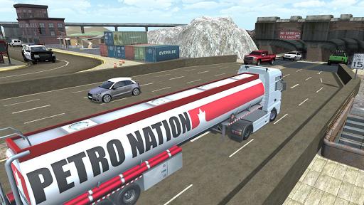Truck Driving Simulator 2020  Screenshots 21