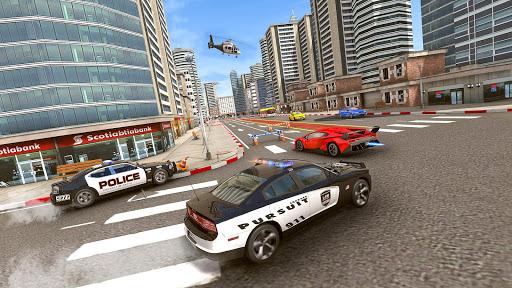 Police Moto Bike Chase Crime Shooting Games apktram screenshots 9