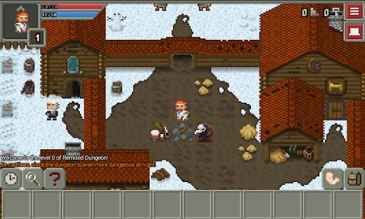 Remixed Dungeon: Pixel Art Roguelike 30.1.beta.4 screenshots 6
