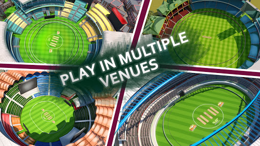 RVG Cricket Clash ud83cudfcf PVP Multiplayer Cricket Game 1.1 screenshots 5