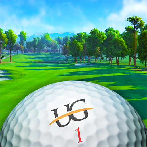Fast games, real, beautiful courses and our unique Golf Royale mode!