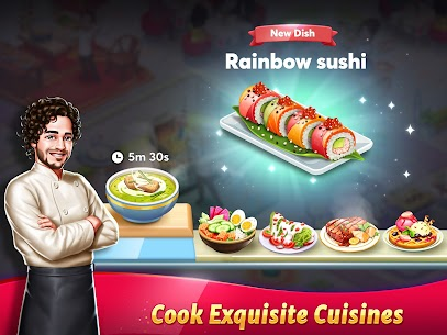 Tasty Cooking Cafe & Restaurant Game: Star Chef 2 19