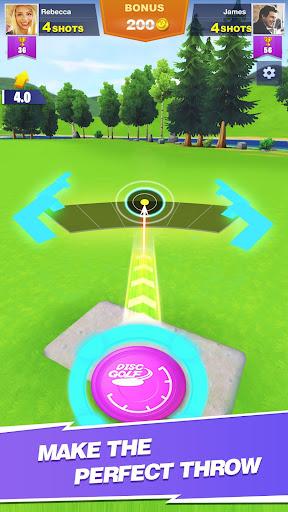 Code Triche Disc Golf Rival (Astuce) APK MOD screenshots 1