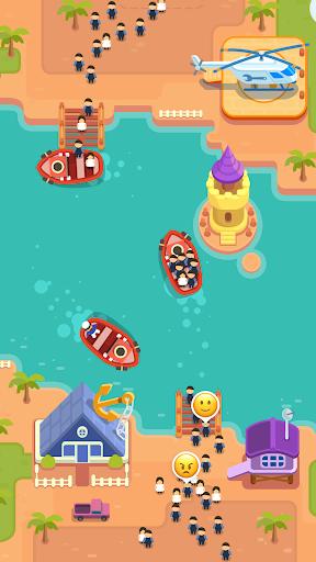 Idle Ferry Tycoon - Clicker Fun Game 1.6.4 screenshots 2