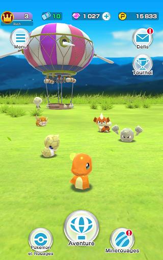 Pokémon Rumble Rush APK MOD – Pièces Illimitées (Astuce) screenshots hack proof 1
