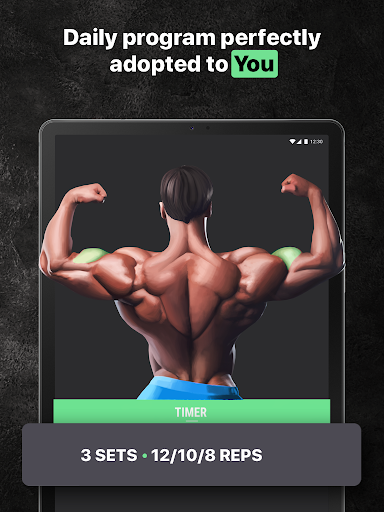 ProFit: Gym & Home Workout 2.5.1 Screenshots 8