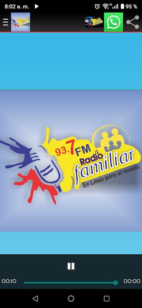 Emisora Radio Familiar screenshot 1
