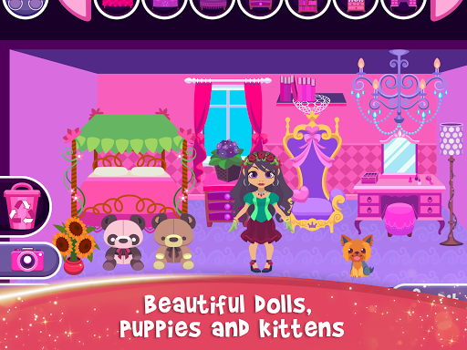 My Princess Castle - Doll and Home Decoration Game 1.2.5 screenshots 4