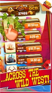 Idle Tycoon: Wild West Clicker Game – Tap for Cash 1