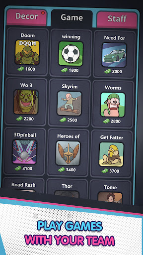 Gamer Cafe 1.0.4 screenshots 10