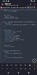 Acode v1.4.162 Mod APK 1