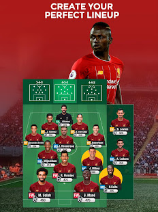 Liverpool FC Fantasy Manager 2020