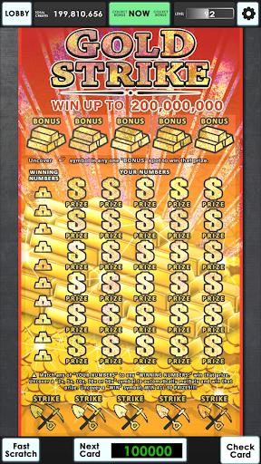 Lucky Lottery Scratchers 1.0.2 Screenshots 7