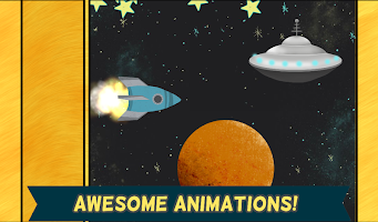 Space Games for Kids: Puzzles