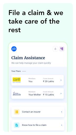 Compare & Buy Insurance – Policybazaar  screenshots 4