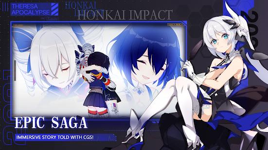 Mod Game Honkai Impact 3 SEA for Android