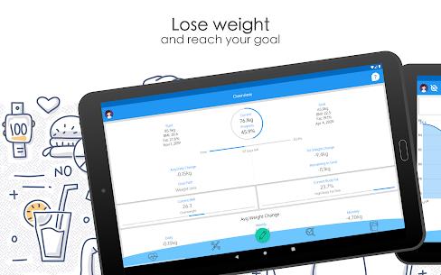 Body Diary Mod Apk Weight Loss Tracker (Full Unlocked) 9