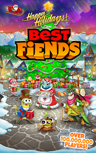 Best Fiends - Free Puzzle Game apkpoly screenshots 23