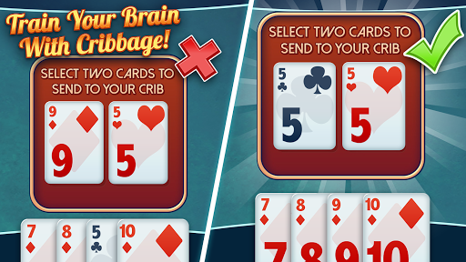 Ultimate Cribbage - Classic Board Card Game  screenshots 2