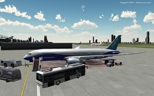 Flight 787 - Advanced - Lite 1.9.6 Screenshots 4