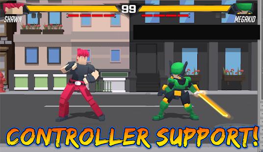 Screenshot di Vita Fighters