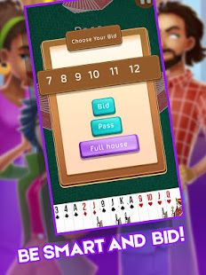 Tarneeb: Popular Offline Free Card Games 4.3.4 screenshots 3