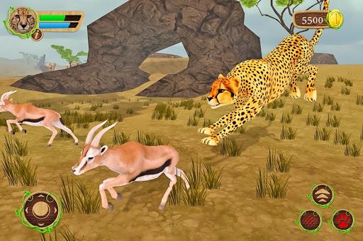 Savanna Simulator: Wild Animal Games  screenshots 12