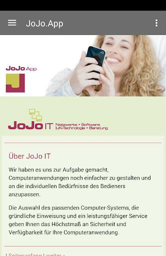 JoJo.App 6.384 Screenshots 1