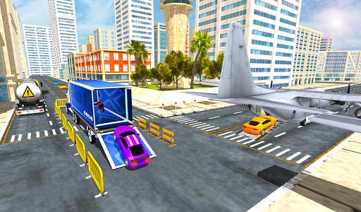 Airplane Car Transport Sim 1.7 screenshots 4