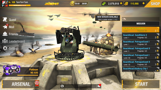 Beach War: Fight For Survival 0.0.4 screenshots 3