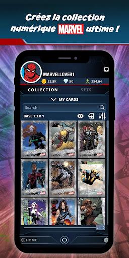Télécharger Gratuit Marvel Collect! par Topps APK MOD (Astuce)width=