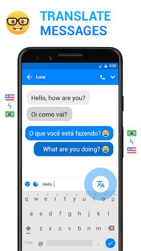 Messenger - Messages, Texting, Free Messenger SMS android2mod screenshots 9