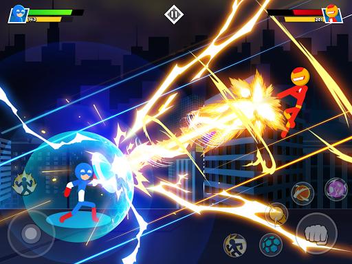 Stickman Combat - Superhero Fighter apktram screenshots 6
