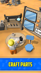 Scrapyard Tycoon Idle Game MOD APK Free Download [Unlimited Money] 4