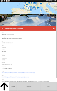 Skatepark Capture d'écran