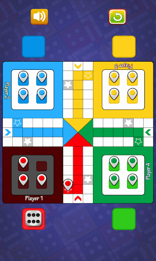 Télécharger Gratuit Ludo Gold Free Ludo Games : Dice of Square Board APK MOD (Astuce) screenshots 1