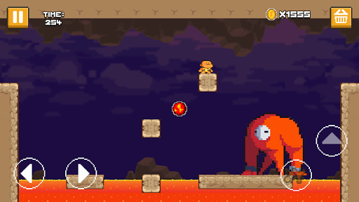 Super Pixel GO : Jungle Adventure 1.28 screenshots 1