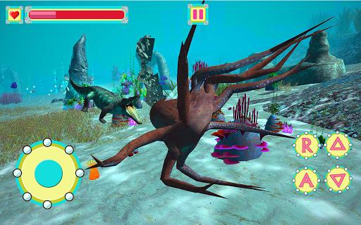 Underwater Crocodile Simulator u2013 Crocodile Games 1.3 screenshots 3